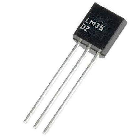 Sensor De Temperatura LM35
