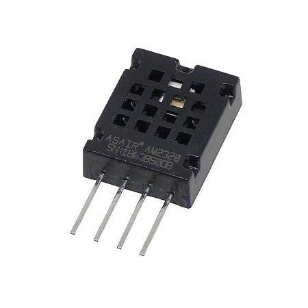 Sensor Digital De Temperatura E Umidade Am2320