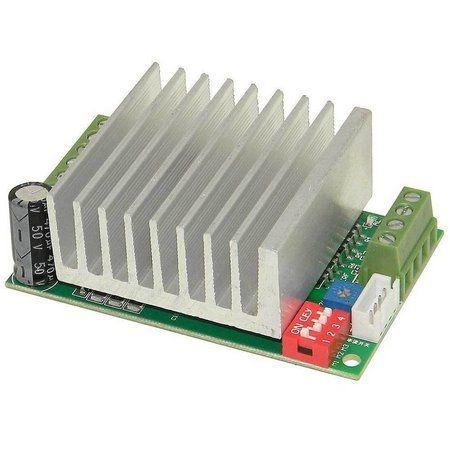 Driver Para Motor de Passo TB6600 4,5A 45V CNC Impressora 3D *Aberto