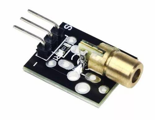 Módulo Laser KY-008 Para Arduino