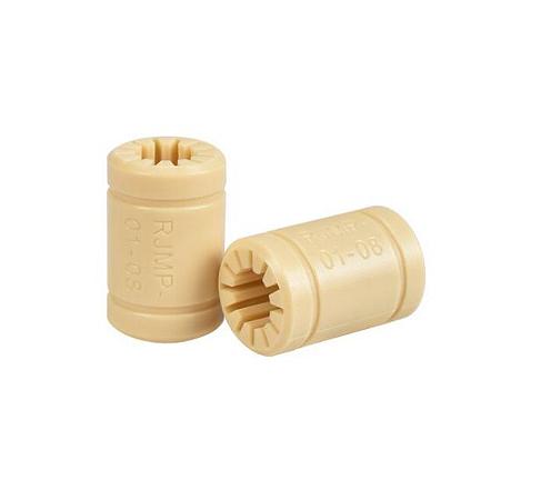 Rolamento De Polímero LM8UU Para Eixo 8mm CNC
