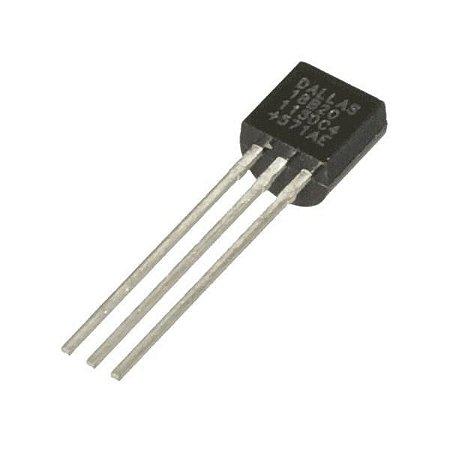 Sensor De Temperatura Digital DS18B20 TO-92
