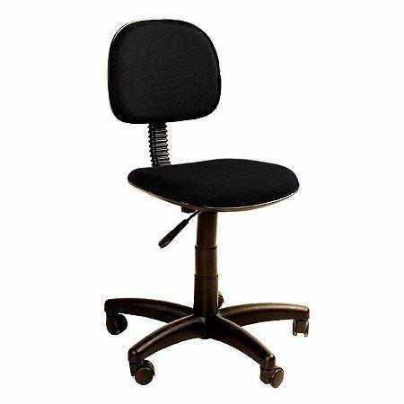 Cadeira Secretária Light para Escritório em Tecido