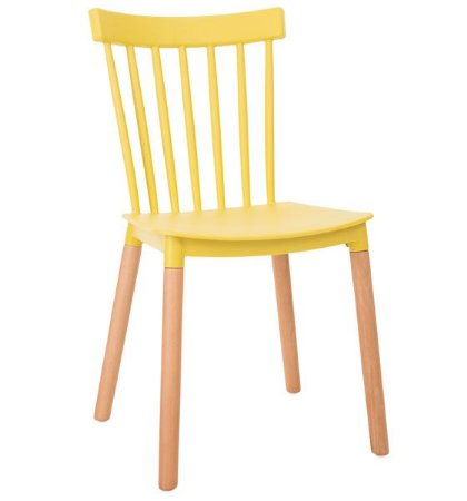 Cadeira Decorativa para Escritório ANM 1316 Colorido