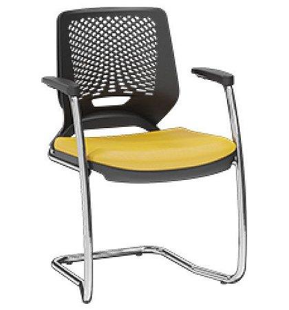Cadeira Aproximação Fixa para Escritório Beezi