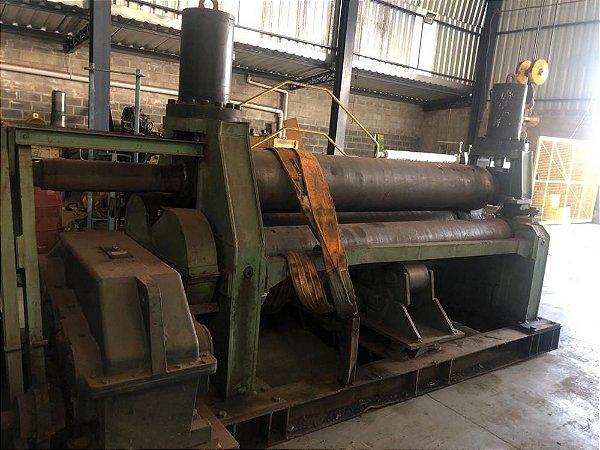 Calandra Hidráulica 2.600mm x 1 3/8