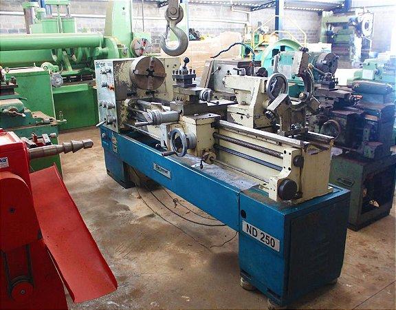 Torno Mecânico Nardini Nodus ND 250 - 1.500 mm x 500 mm