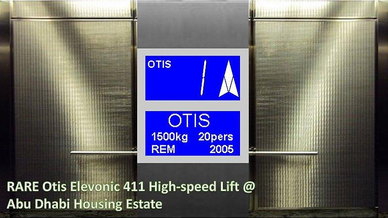 Lote - 03 Elevadores Elétricos, Fabricação Otis