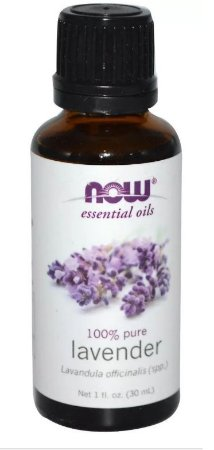 Óleo Essencial de Lavanda NOW - 30ml