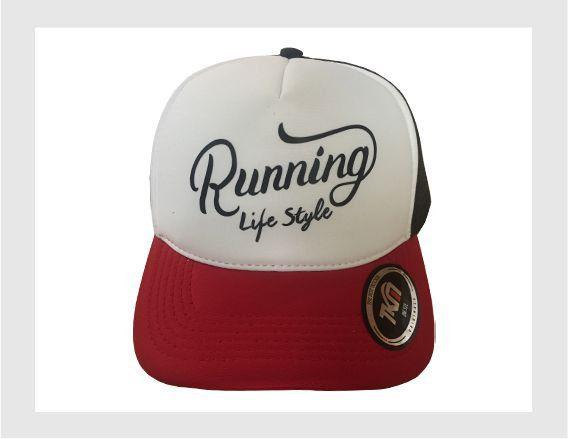 Boné   Running Life Style