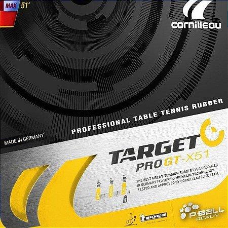 Borracha Cornilleau - Target Pro GT X51