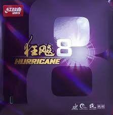 Borracha DHS - Hurricane 8