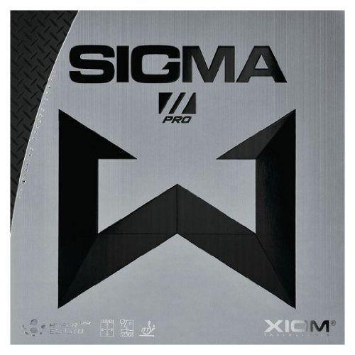 Borracha Xiom - Sigma II Pro