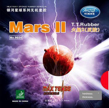 Borracha Yinhe - Mars II