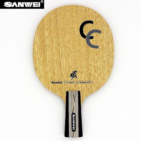 Raquete Classineta Sanwei - CC Carbono