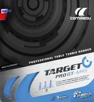 Borracha Cornilleau - Target Pro Gt M43