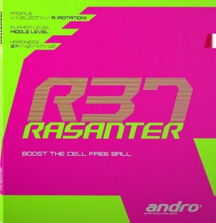 Borracha Andro - Rasanter R37