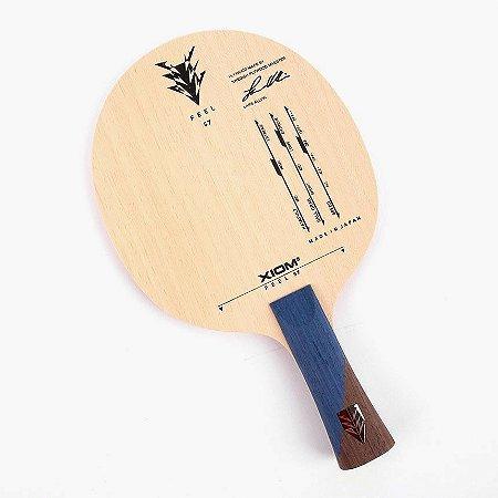 Raquete Clássica Xiom - Feel S7 Profissional Tênis De Mesa