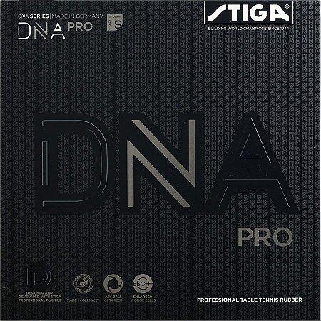 Borracha Tênis de Mesa Stiga - DNA Pro S Tênis De Mesa (Soft)