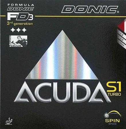Borracha Donic - Acuda S1 Turbo Tênis De Mesa
