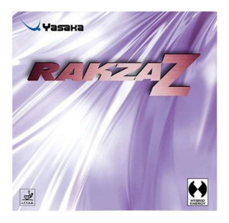 Borracha Yasaka - Rakza Z Tensionada Tênis De Mesa