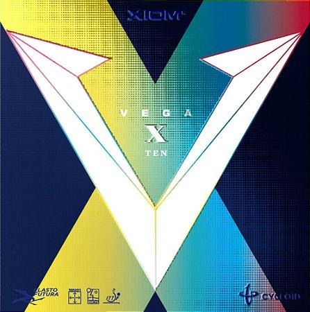 Borracha Xiom - Vega X Ten Tênis De Mesa Lançamento
