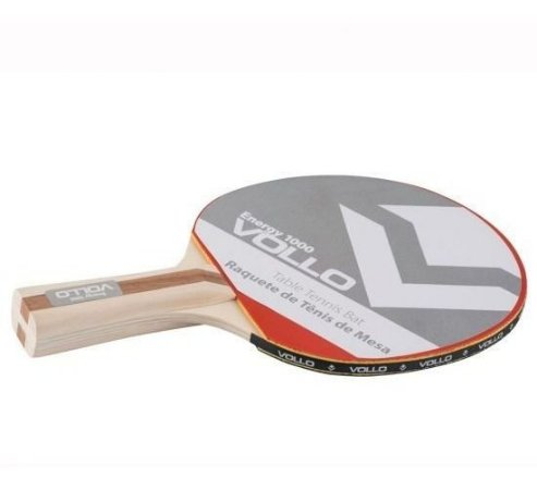Raquete Clássica Tênis De Mesa Vollo - Energy 1000