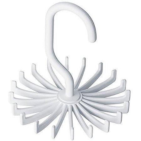 Cabide Plástico Giratório Gravata