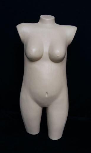 Busto Feminino GG Jô Bege