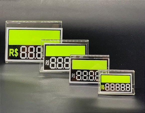Etiqueta PVC Numérica - 50 unid.