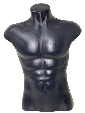 Busto Masculino Preto
