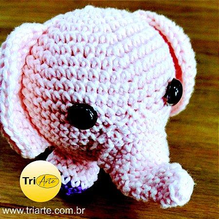 Elefante Pink Bola