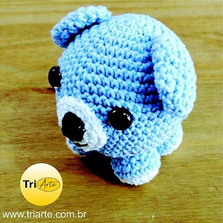 Urso Bola Azul