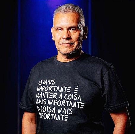 O mais importante é...| t-shirt & babylook