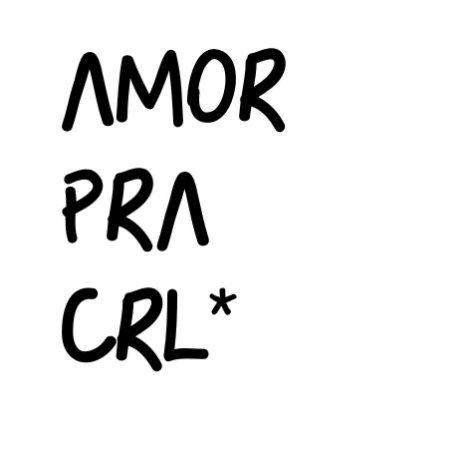 Amor pra CRL*| t-shirt & babylook
