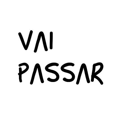 VAI PASSAR|  t-shirt & babylook