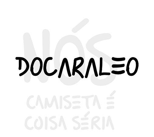Docaraleo| t-shirt ou babylook