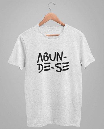 Abunde-se| t-shirt & babylook