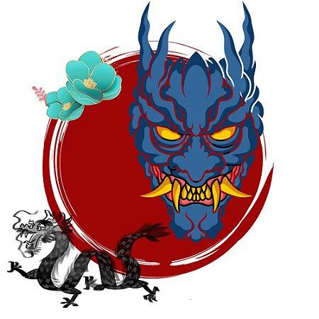 Oriental Evil| #DanispallArt