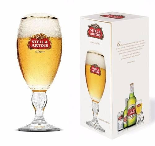 Taça Stella Artois para cerveja - 250ml