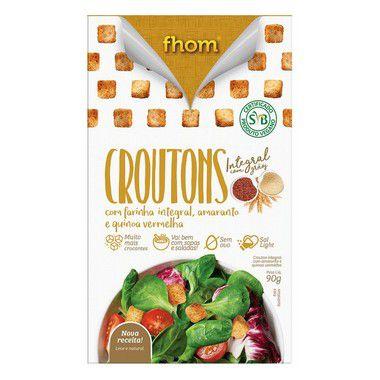 12 Crouton Integral com Grãos 90g