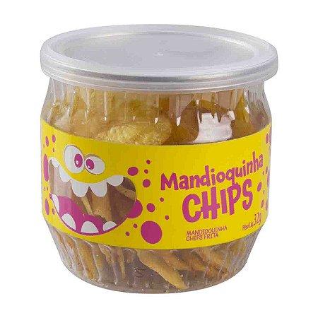 Snack de Mandioquinha Chips Kids