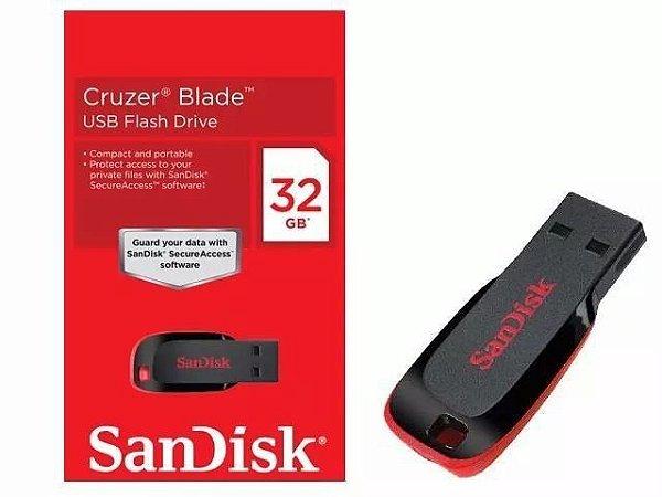 Pendrive SanDisk 32GB