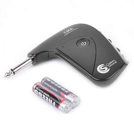 Amplificador Para Fones De Ouvido Custom Sound Cma 1