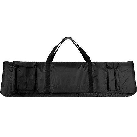 Bag de Nylon para Piano digital 88 teclas - 135 x 35 x 15