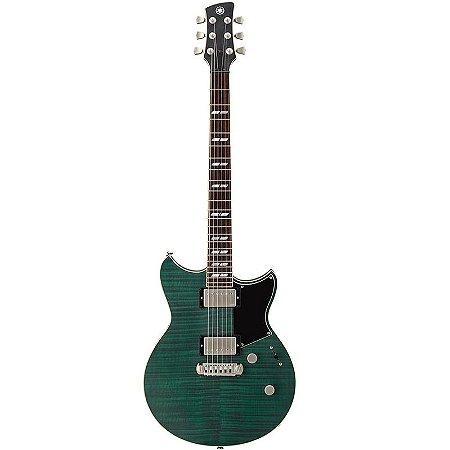 Guitarra Yamaha Revstar RS620 Snake Eye Green