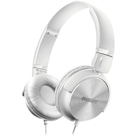 Headphone Fone De Ouvido Philips Shl3060 Branco