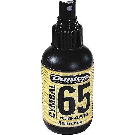 Limpador E Polidor De Pratos Dunlop F65 1122