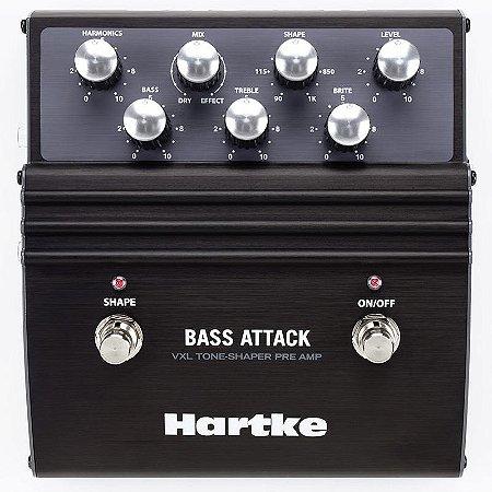 Pedal De Baixo Hartke Bass Attack VXL