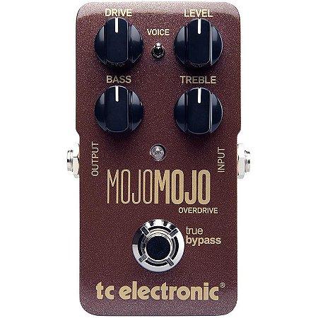 Pedal Guitarra Tc Electronic Mojomojo Overdrive